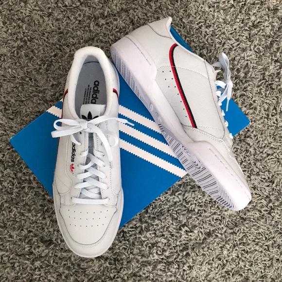Adidas Originals Continental 80 Sneaker AERO BLUE NWT